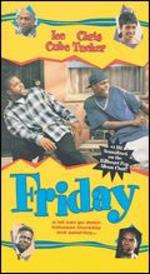 Friday [Director's Cut] [Blu-ray]