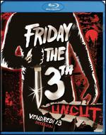 Friday the 13th [Uncut] [Blu-ray]