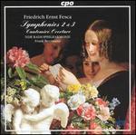 Friedrich Ernst Fesca: Symphonies 2 & 3; Cantemire Overture