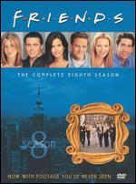 Friends: The Complete Eighth Season [4 Discs]