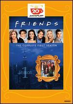 Friends: The Complete First Season [4 Discs] -