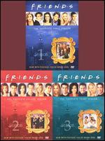 Friends: The Complete First Three Seasons [12 Discs]