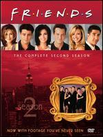 Friends: The Complete Second Season [4 Discs]