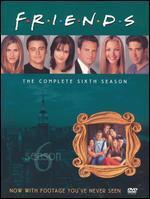 Friends: The Complete Sixth Season [4 Discs]