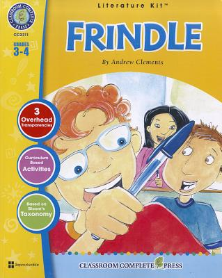 Frindle, Grades 3-4 - Clements, Andrew, and Marck, Staci