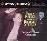 Fritz Reiner Conducts Richard Strauss [Box Set]