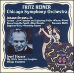 Fritz Reiner Conducts Strauss Father and Strauss Son