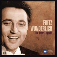 Fritz Wunderlich: Die Tenor-Legende - Annelies Kupper (soprano); Anneliese Rothenberger (soprano); Fritjof Fest (oboe); Fritz Ollendorff (bass);...