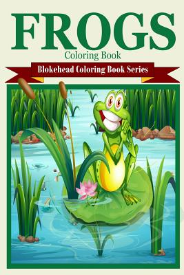 Frog Coloring Book - Blokehead, The
