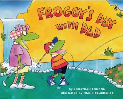 Froggy's Day with Dad - London, Jonathan