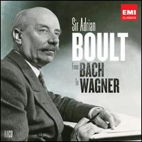 From Bach to Wagner - Adrian Boult (conductor)