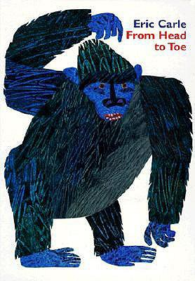 From Head to Toe Board Book -