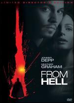 From Hell [Director's Limited Edition] [2 Discs] - Albert Hughes; Allen Hughes