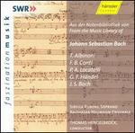 From the Music Library of Johann Sebastian Bach, Vol. 1