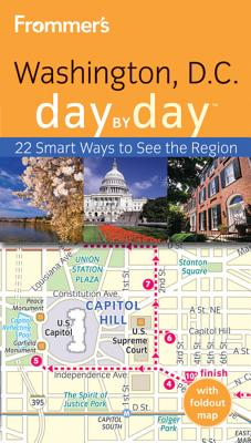 Frommer's Washington D.C. Day by Day - Pratt, Meredith