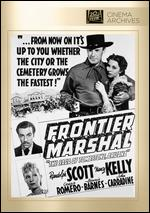 Frontier Marshal - Allan Dwan