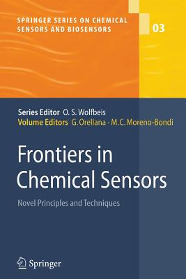 Frontiers in Chemical Sensors: Novel Principles and Techniques - Orellana, Guillermo (Editor)