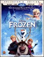 Frozen [2 Discs] [Includes Digital Copy] [Blu-ray/DVD]