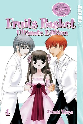 Fruits Basket, Volume 4 - Takaya, Natsuki