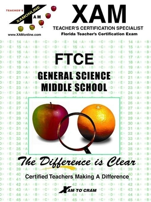Ftce General Science - Benson, Kelly, and Slygh, Lynn, and Ellis, Jenny