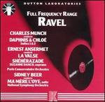 Full Frequency Range Ravel