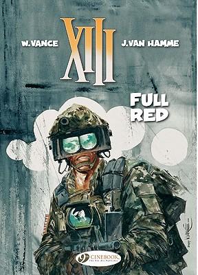 Full Red - Vance, William, and Van Hamme, Jean