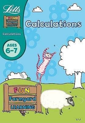 Fun Farmyard Learning: Calculations - Huggins-Cooper, Lynn