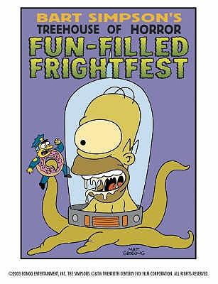 Fun-Filled Frightfest - Groening, Matt