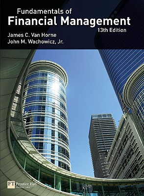 Fundamentals of Financial Management - Van Horne, J