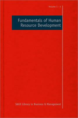 Fundamentals of Human Resource Development - McGuire, David (Editor), and Garavan, Thomas N. (Editor), and Dooley, Larry M (Editor)