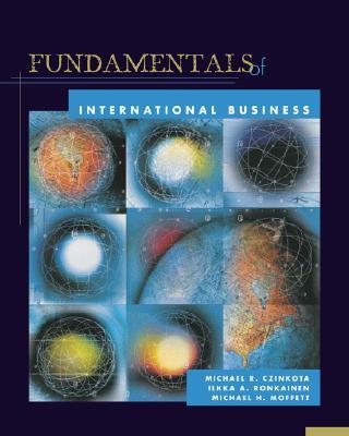 Fundamentals of International Business - Czinkota, Michael R.