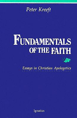 catholic faith essays The roman catholic perspective such as the christian teachings and ethical framework discussed in this paper the christian faith can be applied to inform and enrich the debate on.