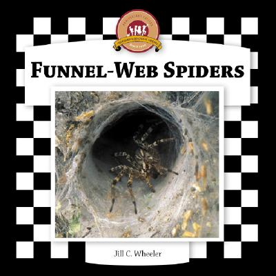 Funnel-Web Spiders - Wheeler, Jill C