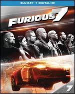 Furious 7 [Blu-ray]