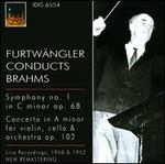 Furtw�ngler Conducts Brahms