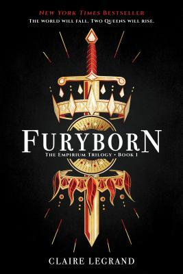 Furyborn - Legrand, Claire