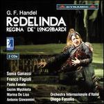 G.F. Handel: Rodelinda, Regina de Longobardi