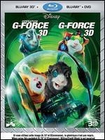 G-Force [French] [3D] [Blu-ray/DVD]