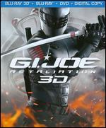 G.I. Joe: Retaliation [3D/2D] [Blu-ray/DVD] [UltraViolet] [Includes Digital Copy]