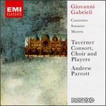 Gabrieli: Canzonas, Sonatas, Motets