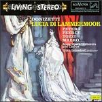 Gaetano Donizetti: Lucia Di Lammermoor - Giorgio Tozzi (bass); Jan Peerce (tenor); Mario Carlin (tenor); Miti Truccato Pace (mezzo-soprano); Philip Maero (baritone);...