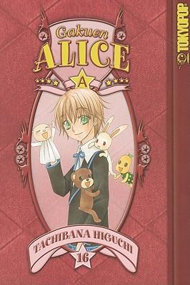 Gakuen Alice, Volume 16 - Higuchi, Tachibana