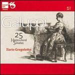 Galuppi: 25 Harpsichord Sonatas