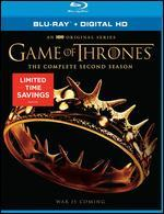 Game of Thrones: Season 2 [Blu-ray] [5 Discs]