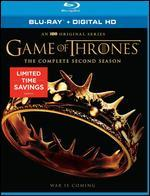 Game of Thrones: The Complete Second Season [Blu-ray] [5 Discs]