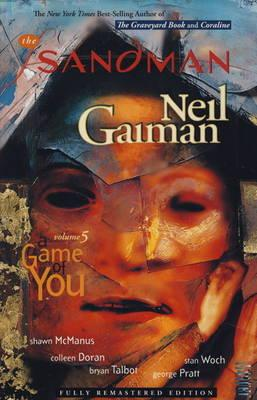 Game of You - Gaiman, Neil