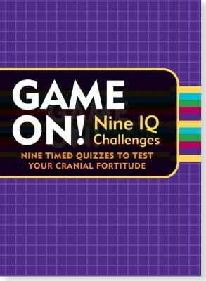 Game On! Nine IQ Challenges - Carter, Philip