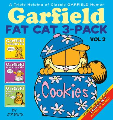 Garfield Fat Cat 3-Pack: A Triple Helping of Classic Garfield Humor - Davis, Jim