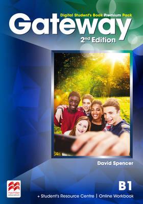 Gateway B1+ Digital Student's Book Premium Pack - Spencer, David