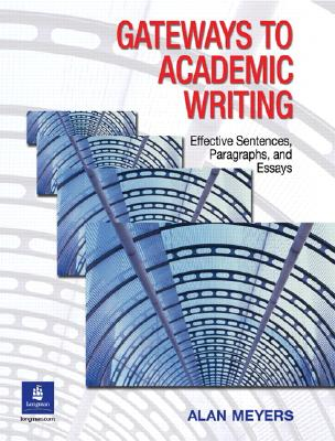 Four moves of academic writing